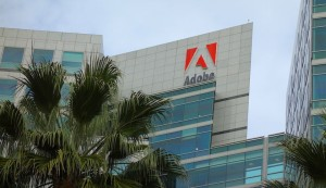Adobe Systems world headquarters in downtown San Jose, California