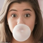 035 Chewing gum could make you FAT because the minty taste makes sugary food more tempting
