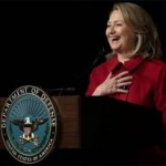 009 Hillary Clinton gives support to gay marriage