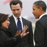 034 Barack Obama criticised for commenting on California attorney general's looks
