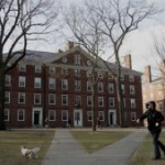 447 Harvard drawn into race battle at US universities