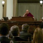 525 Dalai Lama addresses joint session of California Legislature